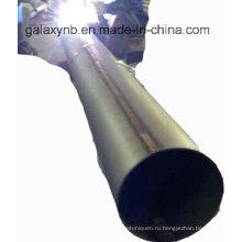 Titanium Подвергая Механической Обработке Части Сделаны Из Сварных Труб
