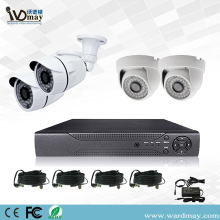 4chs 2.0MP Security Surveillance Alarm DVR Systems
