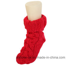 OEM Factory Wholesale Hand Knit Indoor Floor Ankle Socks Stocking