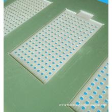 Feuille de feuille époxyde de fibre de verre de FR4 de feuilles de carte PCB