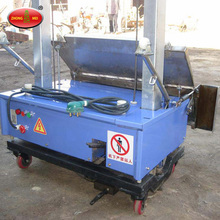 Electric Automatic Cement Plastering Machine