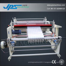 Jps-1250b Micrcomputer film plastique Sheeter Machine
