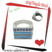 Costume Jewelry Ring, Fashion Finger Ring