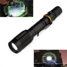 Полиция Алюминиевый Zoomable Led фонарик фонарик