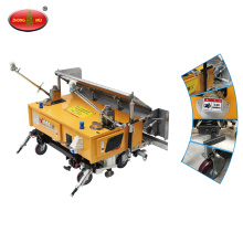 Plastering Machine Automatic Wall Wiping Render