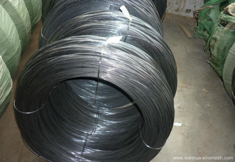 0.8MM diameter round shape Small coil tie wire