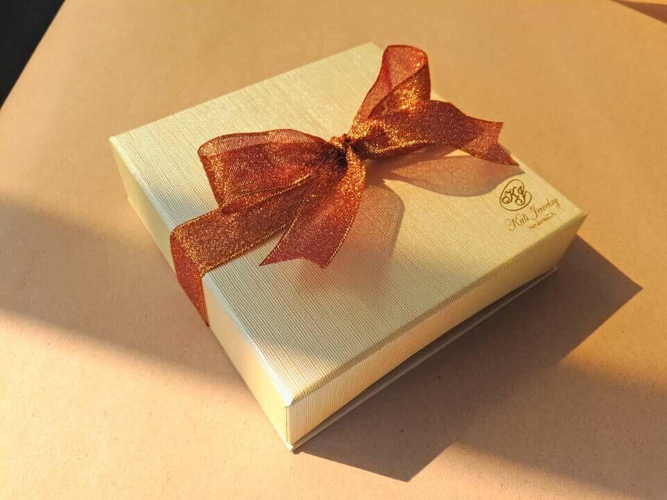 Luxury Necklace Jewelry Box