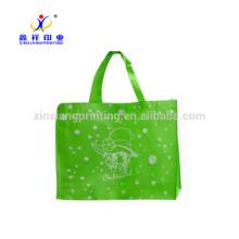 OEM-Produktion recycelbare PP Non Woven Tasche wiederverwendbare Vlies Taschen