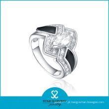 Fabricante autêntico dos anéis de noivado (SH-R0259)