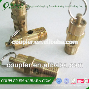 High pressure flexible high quality water heater valve