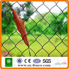 Security diamond electric chain link fence