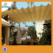 sand beige Playground Shade Structure Shade Sail Canopy Awning changzhou factory