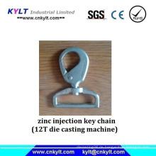 Zink-Metall-Schlüsselhalter