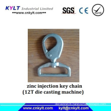 Zinc Injection Key Chain
