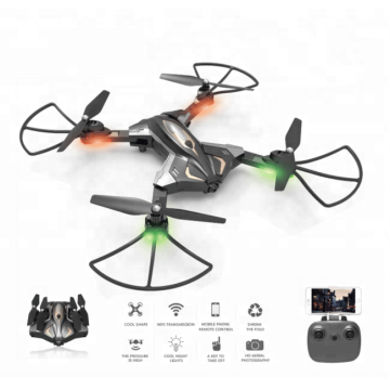 DWI china factory high quality professional RC quadcopter folding drone on sale