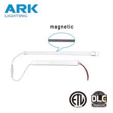 4FT DLC ETL Approved Magnetic LED Strip Light 36W 140lm/W Troffer Retrofit Kit LED Strips