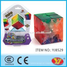 Nuevo artículo Juguetes educativos del cubo de la velocidad de YJ YongJun Yupo que empaquetan para la promoción