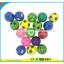 Высокое качество различные конструкции RubberBouncing мяч игрушка для Торговый автомат