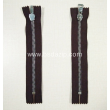 Experienced Zipper Factory No. 3 Metal Clothes Zipper