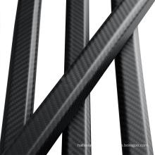 Poteau pliant en fibre de carbone