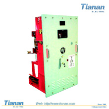 12kv, 2000A Vacuum Circuit Breaker / Trolley-Mounted / Spring Operated