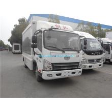 4x2 Manual Transmission Type Mobile Led Screen Vehicles