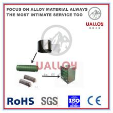 0.06 * 8 mm 0cr21al6 Alambre de resistencia de calentamiento para parrilla eléctrica