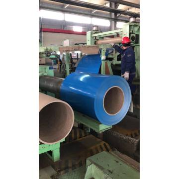 Approach Color Coated Coil Density Ppgi Steel Sheet