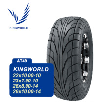 Radial Constructed ATV Tires