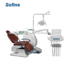 Комплект для трех стоматологических стоматологических кабин с полным набором стоматологических изделий CE ISO