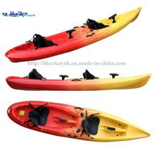 Double Seater Sit on Top Kayak Fishing Kayak (LKG-08A)