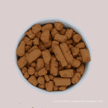High adsorption gas treatment Biogas desulfurization Iron oxide desulfurizer for chemical industry