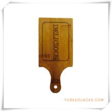 Planche à découper planche à découper en bambou pour cadeaux promotionnels (HA88009)