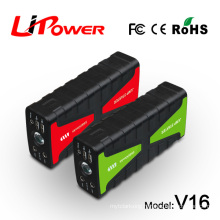 CE approval 18000mah car emergency jump starter for auto starting