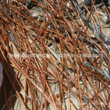 No. 1 Copper Wire Scrap with 99.99%Purity