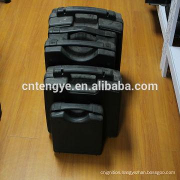 Wholesale Hard PP Material Case plastic tool bag