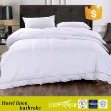 Eco-friendly white duvets for hotels,four season used fair price quilt
