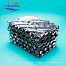 Высокая плотность металла структурированные насадки для ректификационной колонны