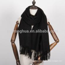 chal de lana de cordero para el invierno