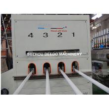 16-32mm PVC Vier Rohrextrusionslinie Extrusion Maschine