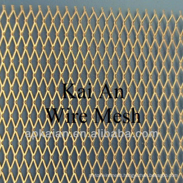 copper mesh panel