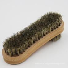 escova de polir sapatos útil e não agressiva ao meio ambiente