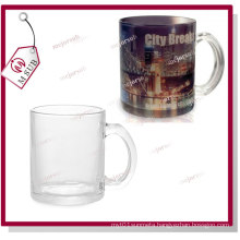 Popular! 11oz Frosted Glass Mugs for Sublimation by Mejorsub
