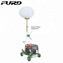Tour d'éclairage industrielle télescopique de ballon (FZM-Q1000)