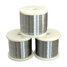 High Resistance Nickel Chrome Alloy Wire Cr20ni80