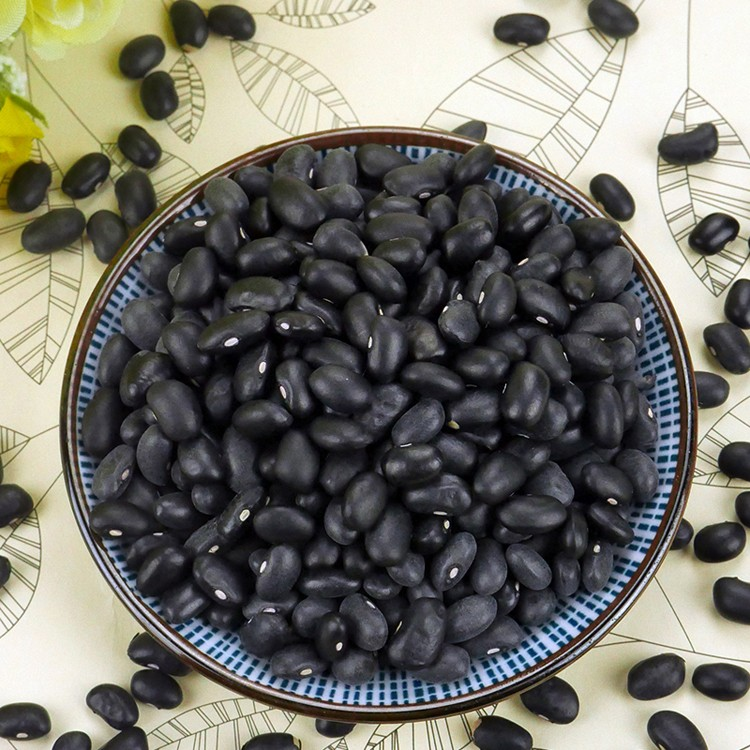 Nieuw Gewas Natural Grown Black Beans Pulsen