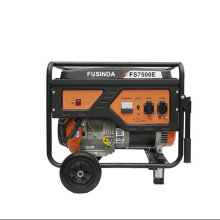 6kw High Quality Gasoline Generator with Electric Start Engine