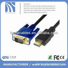 VGA DE ALTA VELOCIDADE COM CABO HDMI