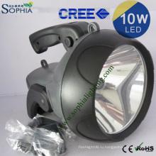 Новый факел, новый фонарик, светодиодный фонарик CREE, индикатор поиска CREE