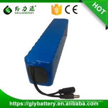 GLE Lithium 18650 12v 34Ah Li ion Rechargeable Battery For LED Par Light